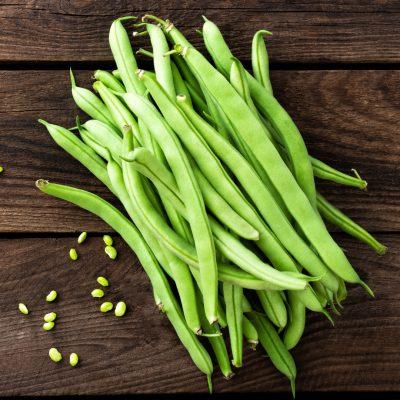 green beans at robintide