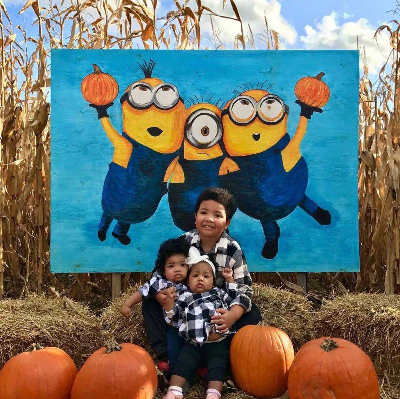 robintide farms pumpkin patch kids